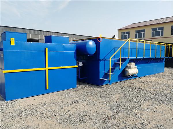 吉林(lin)地(di)埋一體化污水處理設備